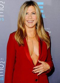 aktorė Jennifer Aniston 47 metai