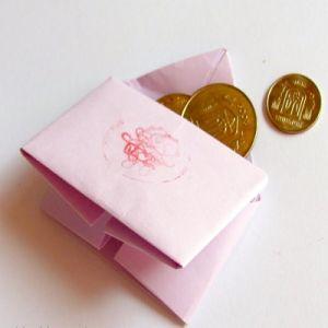 Popierinė piniginė